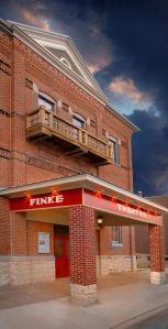Newly Rennovated Finke Theatre