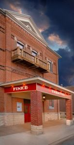 Newly Rennovated Finke Theatre